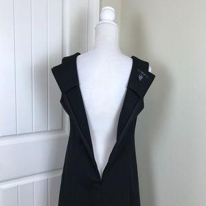 Alfani Dresses - Alfani Black silver Beaded Dress Sleeveless Sz 8